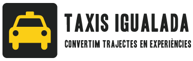 Logo Taxis Igualada